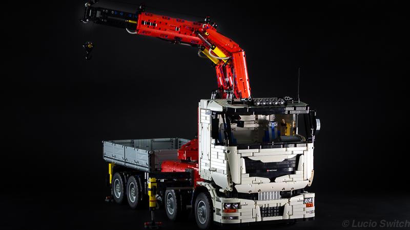 Crane Truck Instructions